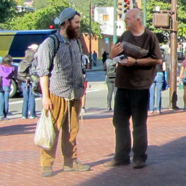 LARRY DUBOIS WITNESSES TO SHEM A JEWISH MAN IN BERKELEY