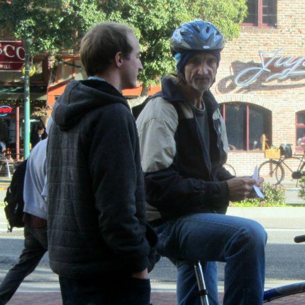 BEN WITNESSES IN BERKELEY